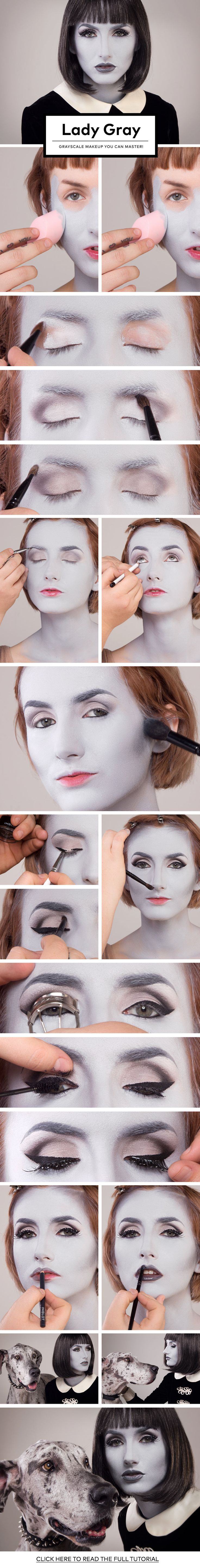 Lady Gray: Grayscale Makeup You Can Master! | Beautylish