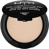 Nyx Cosmetics - Color???  Stay Matte Powder Foundation in Nude #ultabeauty