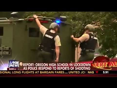 Oregon Shooting 2014: Reynolds Oregon High School Shooting | 10 June 201...
