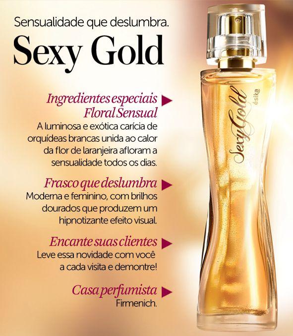 Sexy Gold | Belcorp - https://www.facebook.com/TienditadeBellezaLaguna/