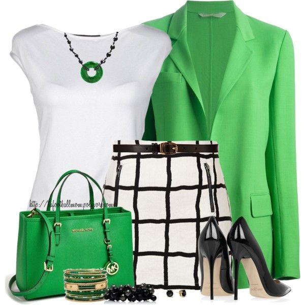 """""""MK Tote Bags"""" by tufootballmom on Polyvore"""
