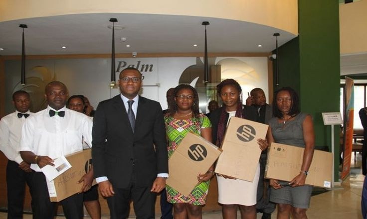 Ivory Coast – Youth Employment: 19 young people join the PALM CLUB of Abidjan