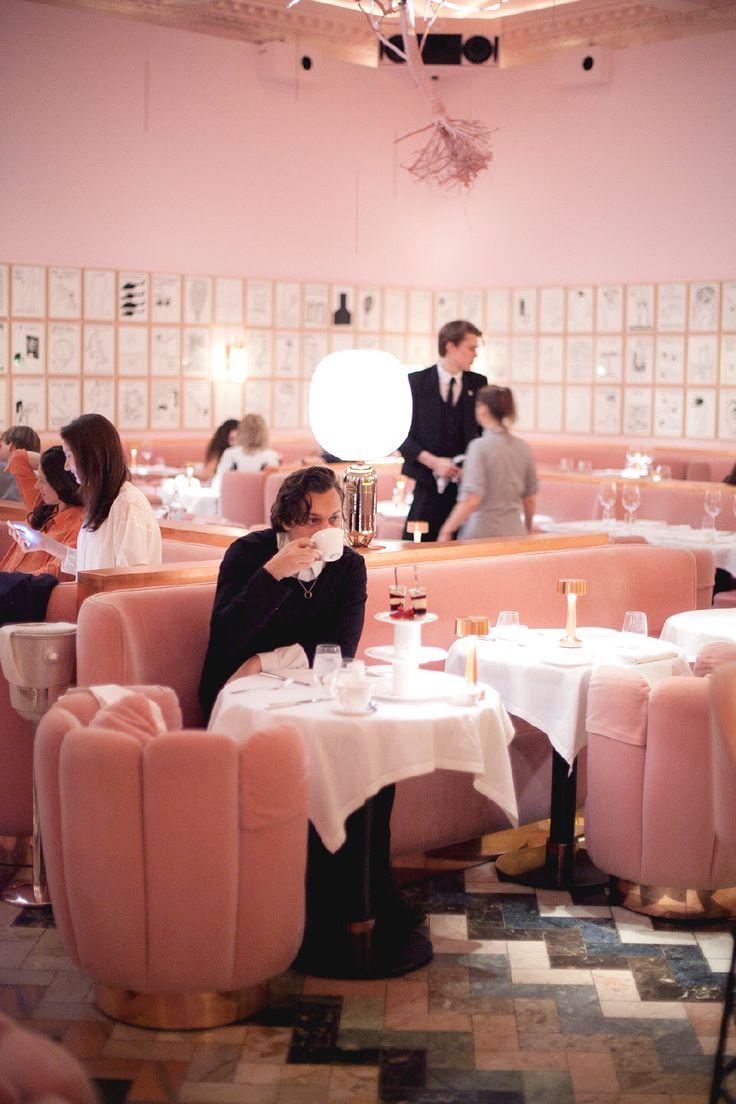 Pink Room Tea London