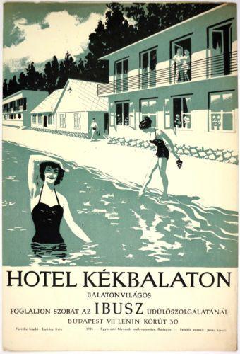Hotel Kékbalaton - IBUSZ-