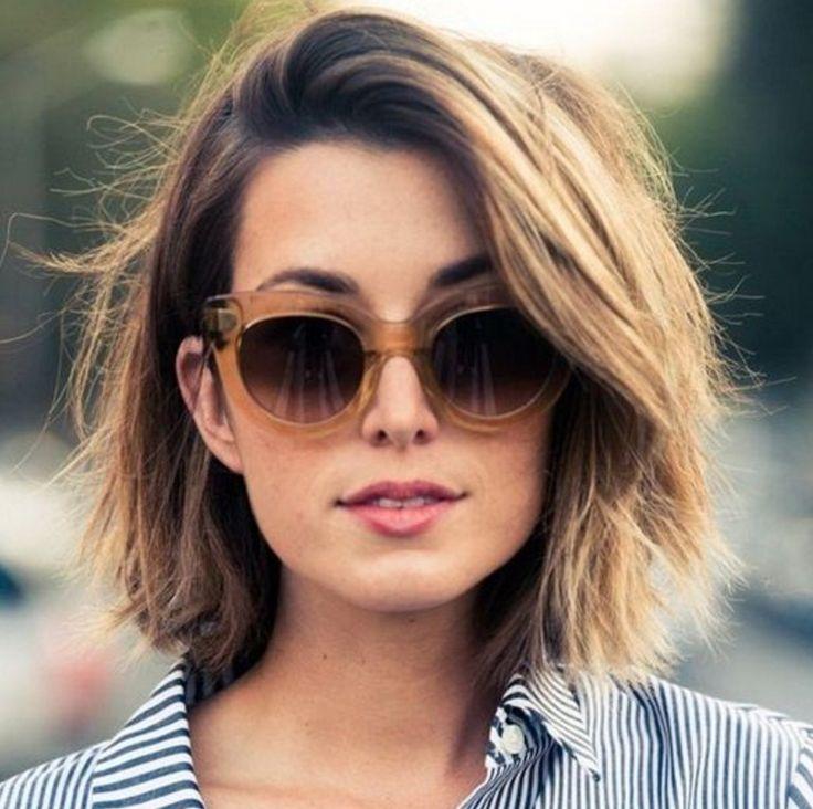 Aşırı Sevimli Kısa Saç Modeli