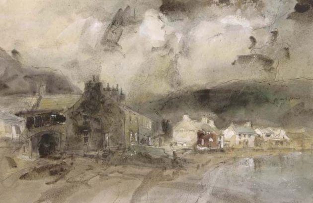 Porthdinllaen - William Selwyn