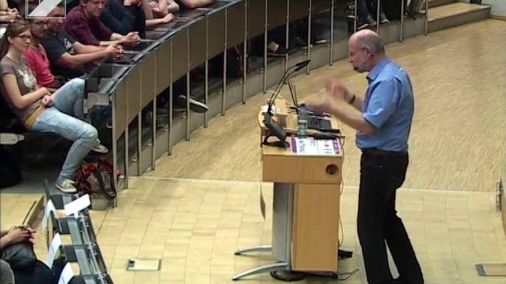 Prof. Dr. Harald Lesch - Das Anthropozän - 4. Juli 2016