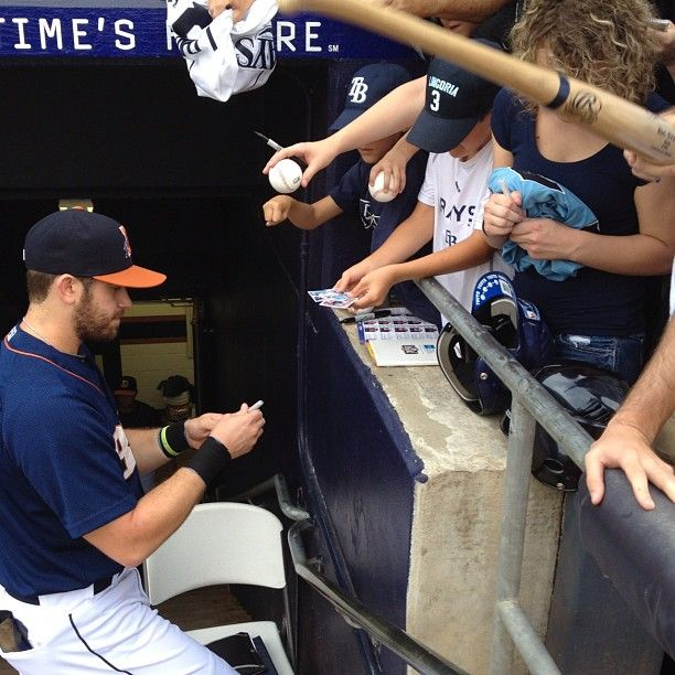 Evan Longoria rehabbing with the Durham Bulls on August 2nd at the DBAP.