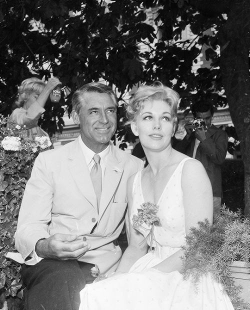 """deforest: """"Cary Grant and Kim Novak, May 1959 """""""