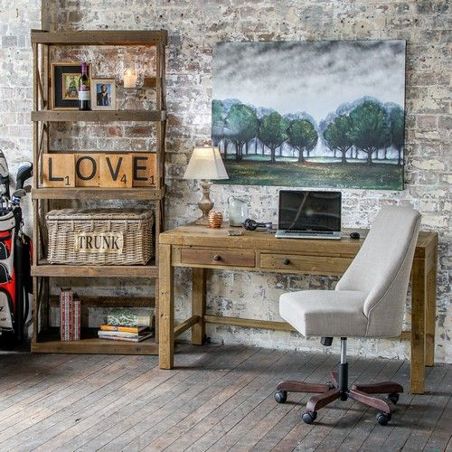Stonemill Desk - Products - 1825 interiors