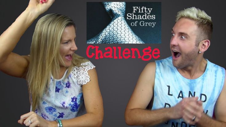 The 50 Shades of Grey Challenge - The ChrisO & Sammy Show (S03E01)
