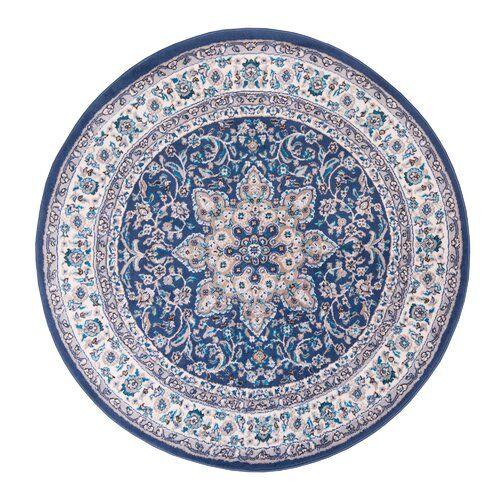 Tapis Oriental Bleu Marine Arend Tapis Tapis Bleu Et