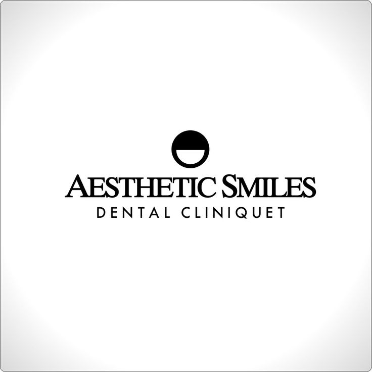 Aesthetic Smiles Dental Logo Design  By: High Six Designs