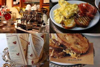 Buvette | West Village | 42 Grove St :: A perfect NYC breakfast at Buvette