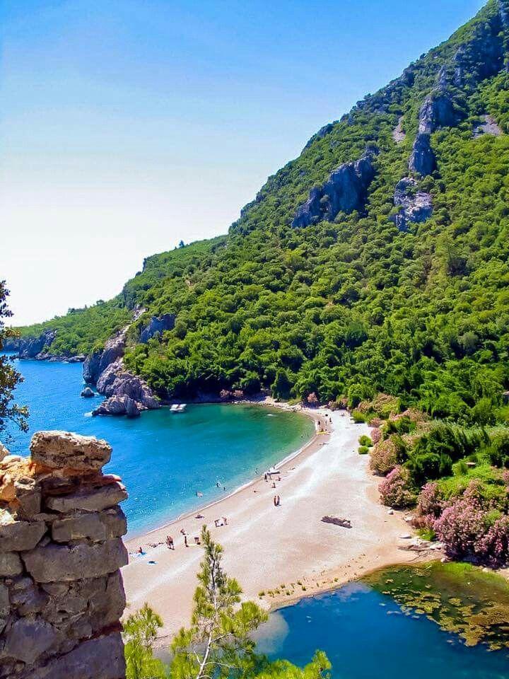 Olimpos Antalya Türkiye | böyle bir güzelliğe kim hayır diyebilir ki.