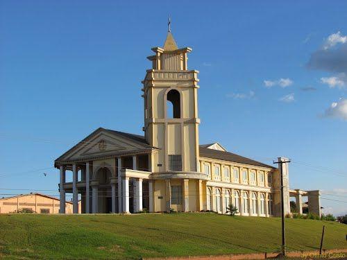 Paróquia São Cristóvão - Medianeira (PR)