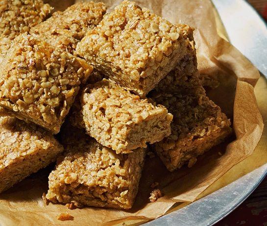 Ginger flapjacks | ASDA Recipes