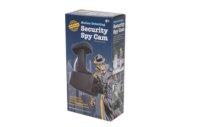 Security Spy Cam Box