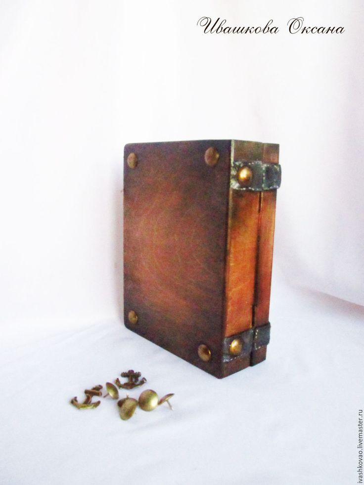 Купить Шкатулка-книга Летучий голландец - шкатулка, для мужчин, книга-шкатулка, подарок мужчине, фолиант