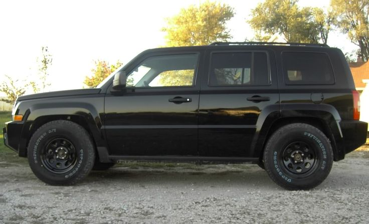 Unique 297/ Cragar Soft 8/ Pacer 297 Soft 8 Consolidated Q&A Thread - Jeep Patriot Forums
