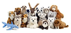 The World Wildlife Foundation! Kids can adopt a wild animal for a great cause.