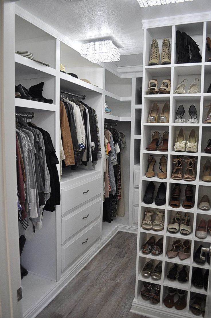 best home decorating closet images on pinterest walk in