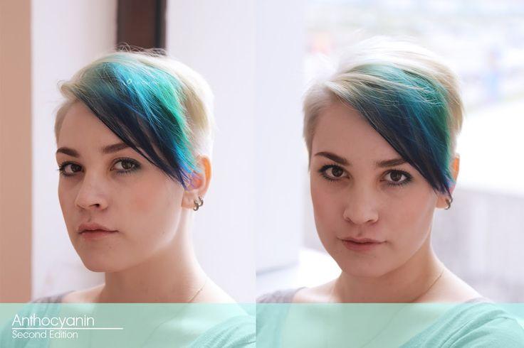 Ó'Le Cosmetos: Все о моих волосах и двухлетнем романе с Anthocyanin (Second Edition)