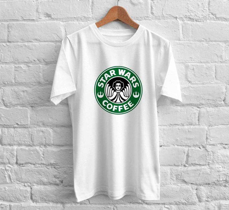 Starwars Starbuck Shirt 5SOS Tshirt Custom Gift Cotton Star Wars Shirt