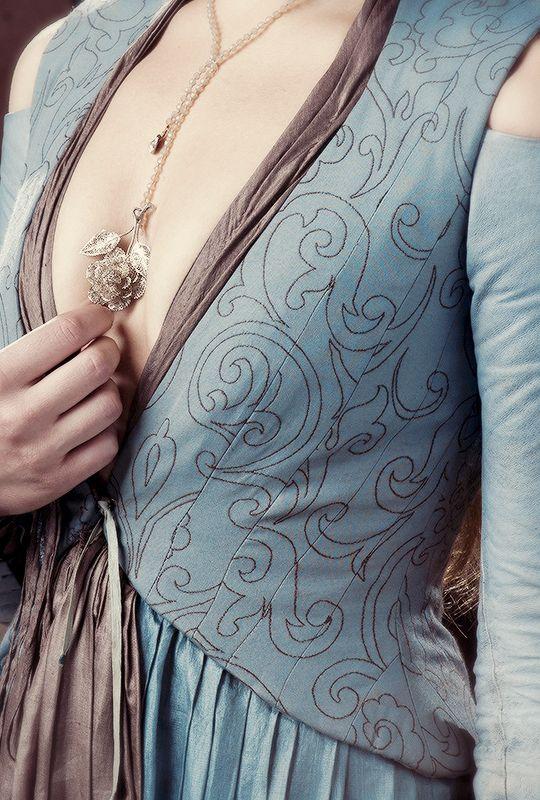 "stormbornvalkyrie: ""  Game of Thrones +  Costume Details | © ""                                                                                                                                                                                 More"