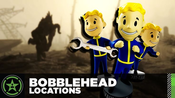 All Bobblehead Locations - Fallout 4