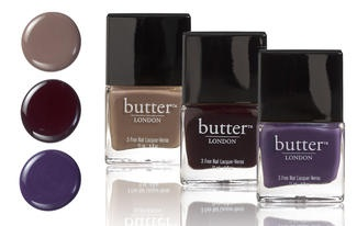 butter LONDON - The Fash Pack - $42 Value