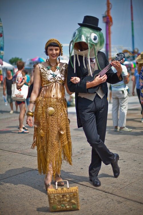 Coney Island Mermaid Parade 2011 | New York | Slideshows | New York News, Food, Culture and Events | Village Voice