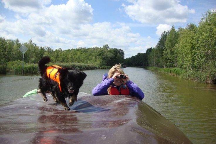 Max & Moritz Hundewandertouren: Urlaub, Wellness und Wandern mit Hund an der Mecklenburgischen Seenplatte!