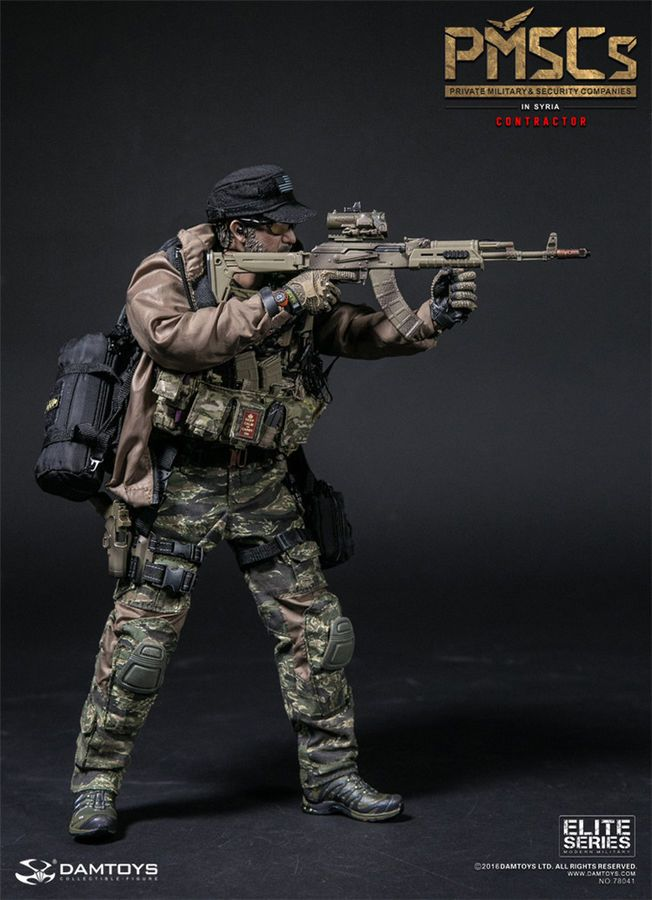 1:6 scale DAM TOYS 78041 PMSCs Private Military Security Companie SUNGLASSES CAP