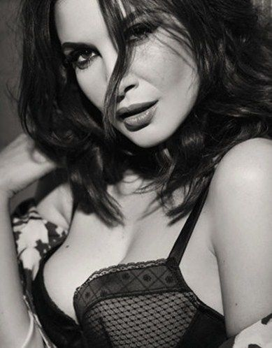 Soraia Chaves (for GQ) - beautiful portuguese model/actress