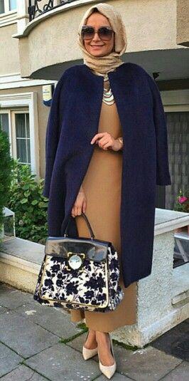 Pinned via Nuriyah O. Martinez | Classy Hijab