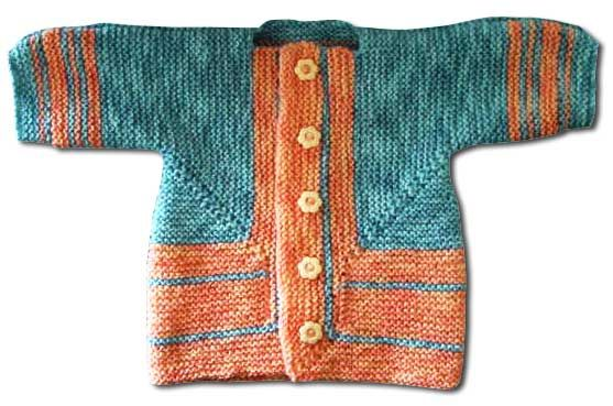 Baby Surprise Jacket | KnitWiki