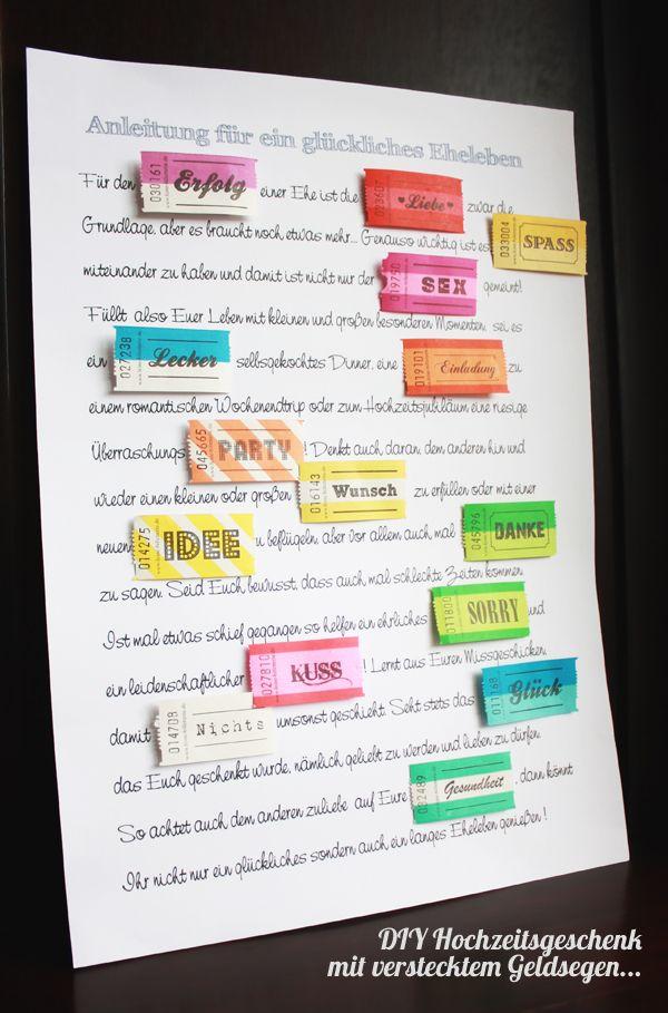 """Pinar vom """"Evet ich will""""-Blog hat sich zur Hochzeitsbloggerinenne-Challenge 2013 eine """"rentable Anleitung für ein glückliches Eheleben"""" einfallen lassen: ein mit Wertmarken fürs Leben gestalteter Brief, der als liebevoll """"getarntes"""" Geldgeschenk daherkommt."""
