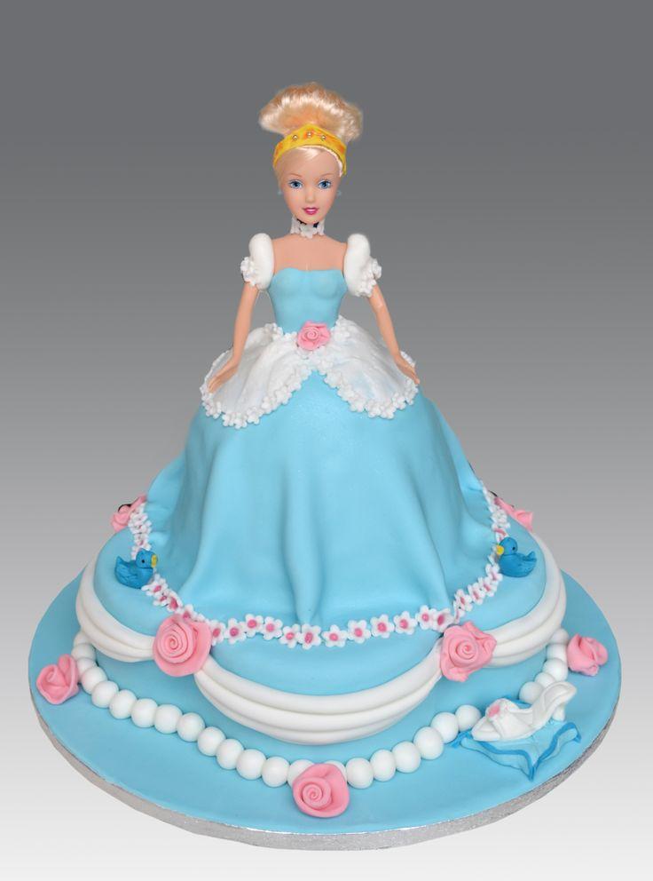 cakes princess party disney princess cinderella cakes cinderella party ...