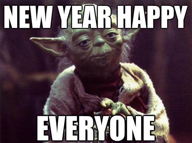 Happy New Year Meme New Year Funny Memes Happy New Year 2019 Happy New Year New Year Jokes Happy New Year Memes Hap Yoda Quotes Dance Quotes Dance Memes