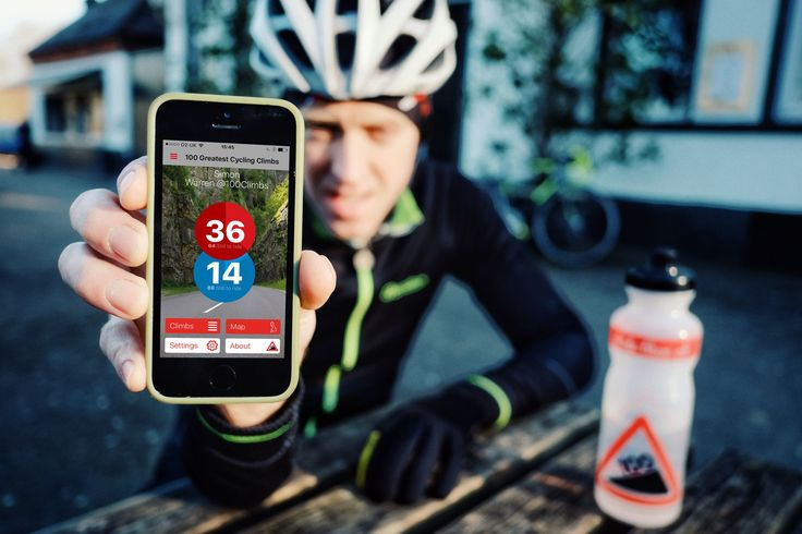 Post on Strava: Gift the 100 Greatest Cycling Climbs App this Xmas.