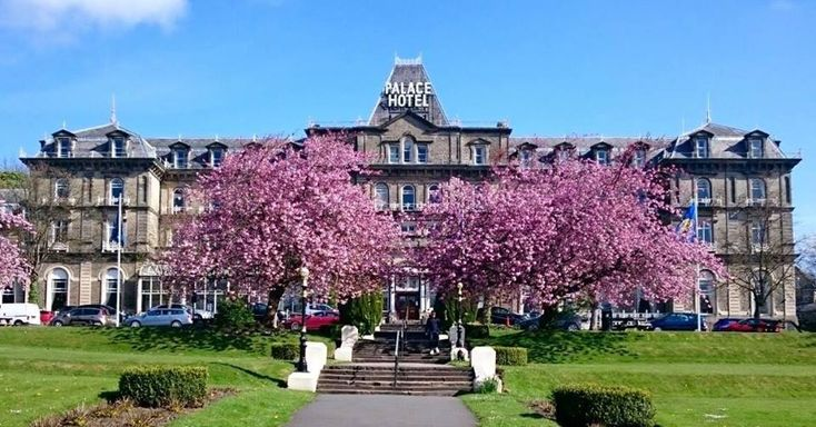 Buxton,s Palace Hotel.