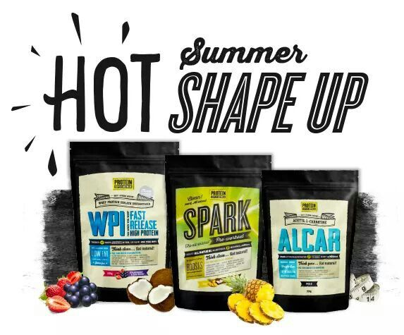During this hot summer we thought we'd give you some truly hot prices on Protein Supplies Australia products. The purest, highest quality nutritional supplements with no artificial additives, flavours or fillers.   Whey Protein Isolate with Organic Certified Acai Berry juice powder with powerful antioxidant, huge ORAC value and tastes AMAZING! Along with real freeze dried strawberry juice powder too this is by far our tastiest flavour yet and is great for post workout shakes, smoothies and…