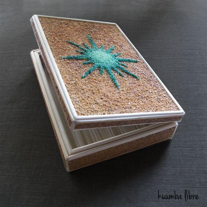 handmade mosaic box