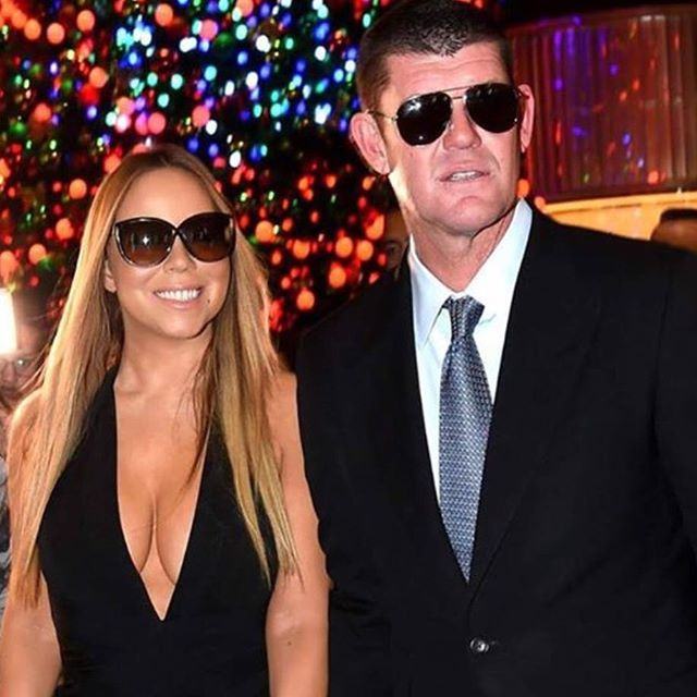 Pin for Later: 16 Photos That Prove Mariah Carey and James Packer Belong Together