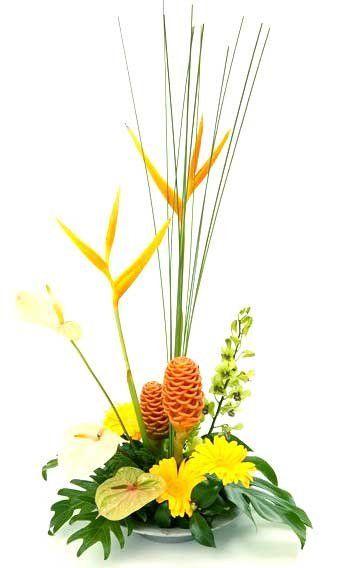 Modern Bowl Flower Arrangement | Online Florist Australia
