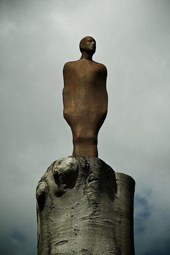 Antony Gormley Yorkshire Sculpture Park