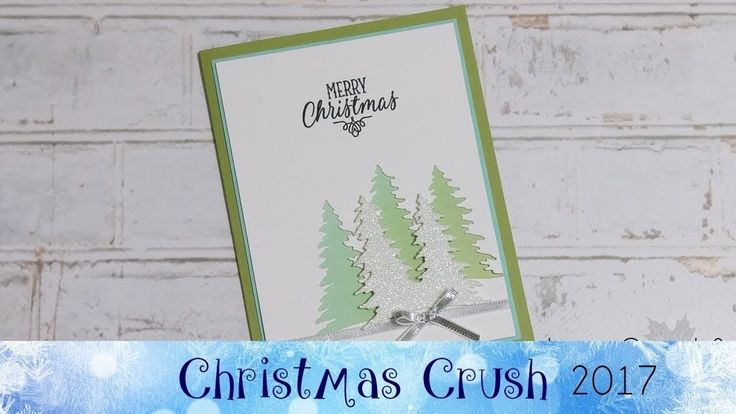 Card Front Builder Card featuring Stampin' Up!® Products