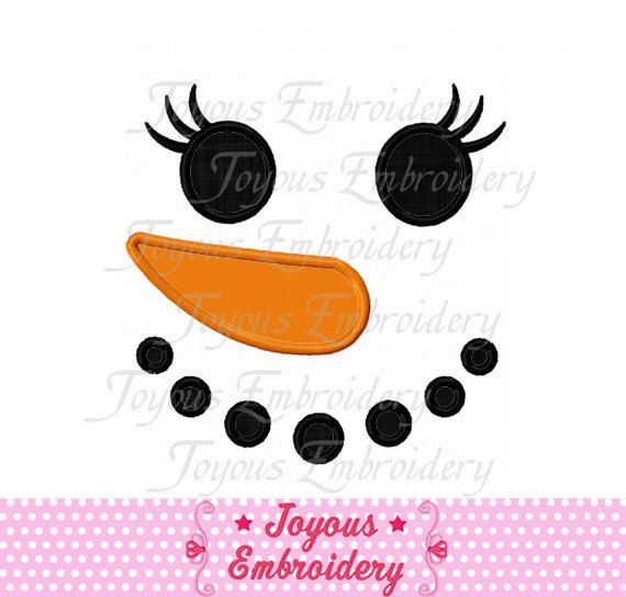 Hey, I found this really awesome Etsy listing at https://www.etsy.com/listing/165861134/instant-download-snowman-face-for-girls