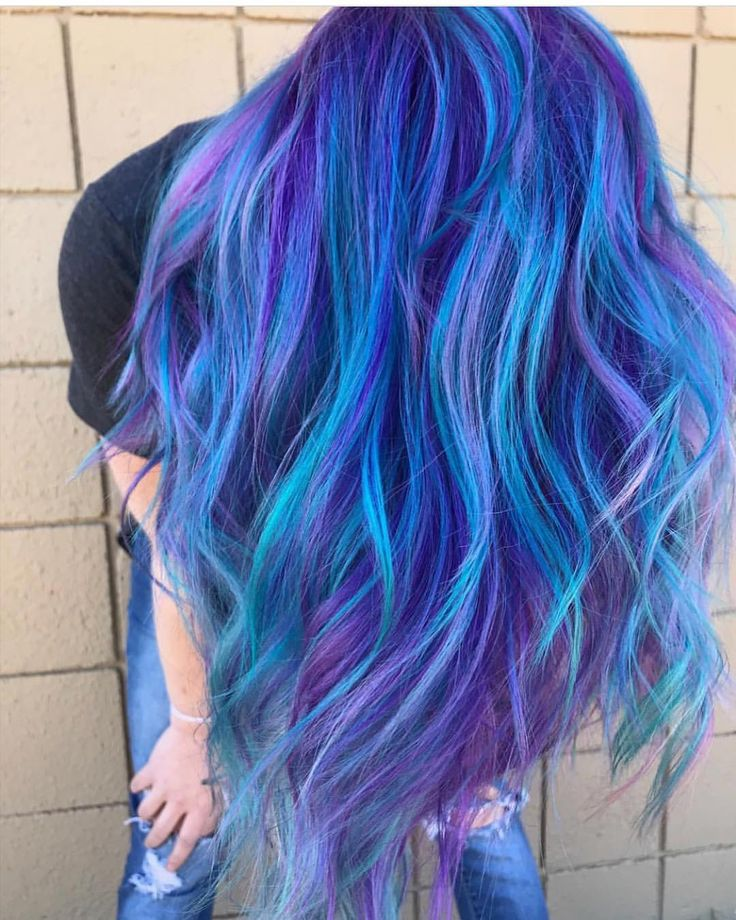"""1,695 Likes, 14 Comments - Pulp Riot Hair Color (@pulpriothair) on Instagram: """"@hairby_brittneyh is the artist... Pulp Riot is the paint."""""""